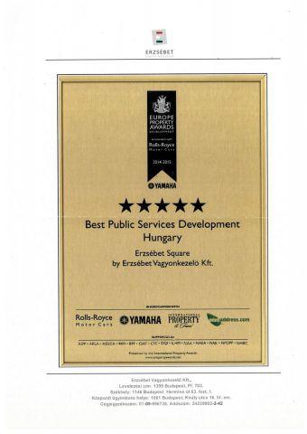 Best Public Services Development Hungary
