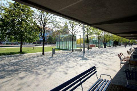 Pihenő park