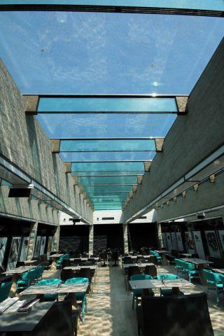 Akvárium étterem