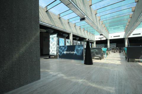 Akvárium interior